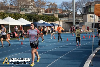 Les 24h d´atletisme a Can Dragó